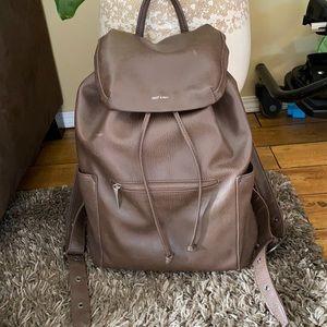 Matt & Nat backpack / diaper bag